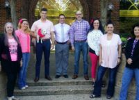 The Rosenthal Family Supports Breast Cancer Awareness