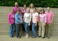 RRP staff once again support cancer research programs by donating money and celebrating Lee's Denim Day October 2013