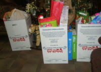 Rosenthal clients donated more to Toys for Tots than ever before December 2013