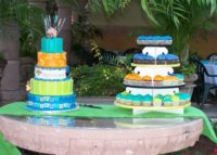 Delicious cake from Fun Kreative Kakes at our 20th Anniversary Celebration May 2013