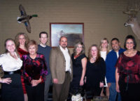 Merry Christmas and Happy Holidays from Burk and the staff at Rosenthal Retirement Planning December 2012